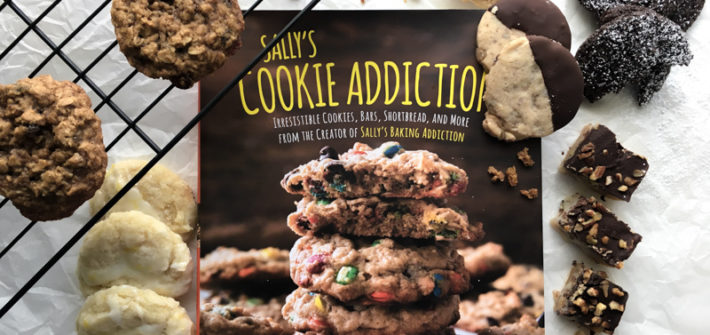 Sally's Cookie Addiction Cookbook Review